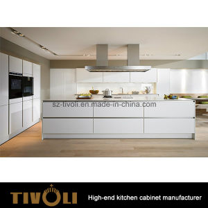 Built In Kitchen Pantry Design Solid Wood Island Bench Top Kitchen Furniture  (AP061)
