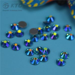 Crystal Ab Rhinestone Hot Fix, Crystal Hot Fix Rhinestone, Strass Hotfix for Dress Decoration Factory Wholesale China pictures & photos