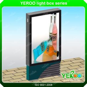 Street LED Backlit Mupi Light Box pictures & photos
