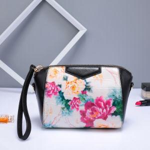 PU Leather 3D Handbag Printing Bag pictures & photos