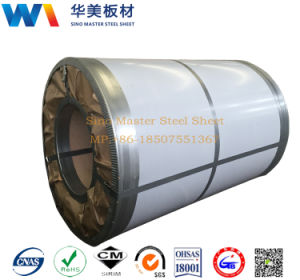 Building Construction Materials Color Coated Coil PPGI Prepainted Galvanized Steel Coil pictures & photos