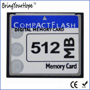 100X Speed Compact Flash 512MB CF Memory Card (512MB CF) pictures & photos