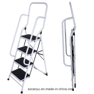 Aluminum Loft Ladder Telescoping Loft Ladder Extension Loft Ladder pictures & photos