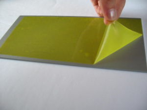 Colored PE Protective Film Qida pictures & photos