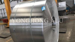 Hot Rolling 1070 F Aluminum Coil Trimmed Edged pictures & photos