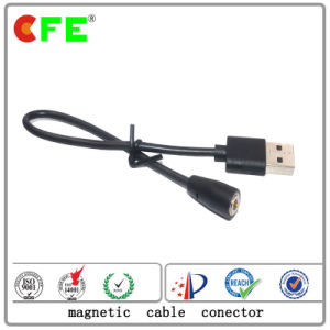 Wareable Tracking Device Magnetic Cable Connector pictures & photos