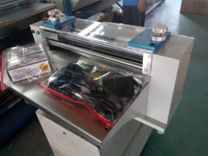 (WD-CDP500) Desktop Cylinder Die Cutting Press Machine pictures & photos