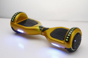 6.5 Inch Electrical Self-Balance Scootor Hoverbod with LED Lights pictures & photos