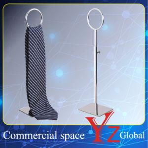 Tie Display Rack (YZ161519) Tie Display Stand Stainless Steel Storage Rack Tie Hanger Rack Belt Rack Accessory Rack Scarf Rack pictures & photos
