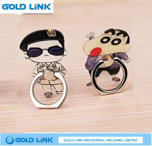 Universal Mobile Phone Ring Rotating Phone Holder Anti Drop pictures & photos