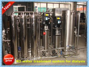 RO Water Treatment Plant for Dialysis Machine pictures & photos