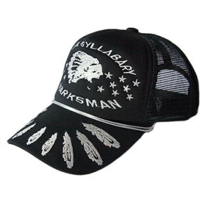 Promotional Trucker Cap with Lion (JRT099) pictures & photos