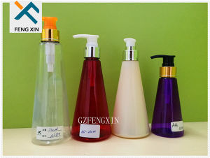 250ml Lotion Pump Pet Plastic Bottles for Personal Care Hand Cream or Shampoo pictures & photos