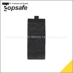 Rubber Safety Car Wheel Chock (S-1522) pictures & photos