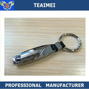 Mercedes Car Logo Metal Keychain Alloy Key Rings pictures & photos