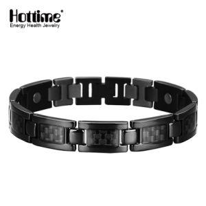 Newest Design Carbon Fiber Colorful Anti-Fatigue Bracelet pictures & photos