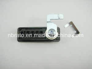 Four Number Plastic Mechanical Combination Locks pictures & photos