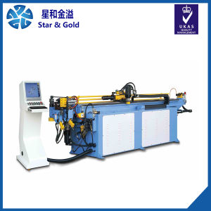 Steel Pipe CNC Tube Bending Machine pictures & photos