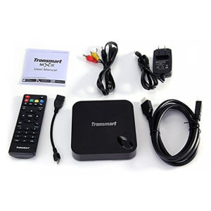 Wholesale Tronsmart TV Box Mxiii Plus 2g/16g Amlogic S812 Android 5.1 Quad Core Smart TV Box.