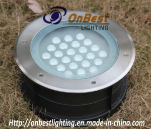 IP67 Rating 24W LED Light for Outdoor LED Underground Light pictures & photos