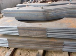 Customized CNC Steel Plate Cutting pictures & photos