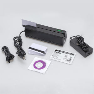 Msr206 Cheap Magnetic Card Reader and Writer pictures & photos