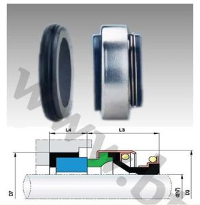 Elastomer Bellow Mechanical Seal (B301) pictures & photos