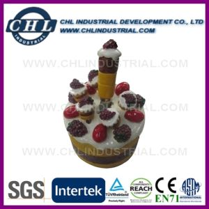 Factory Direct Custom Logo Printed SGS Certified Fruit Fork Set pictures & photos
