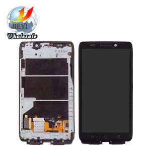 Digitizer+ LCD Display Screen Assembly for Motorola Droid Ultra Xt1080 White pictures & photos