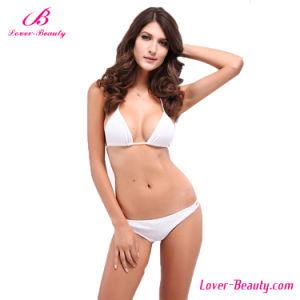 White Women Sexy Mature Bikini Swimwear