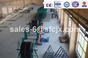 Conveyor Belt Hydraulic System Vulcanizing Press, Conveyor Belt Vulcanizing Press pictures & photos