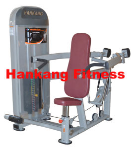 Gym and Gym Equipment, Body Building, Hammer Strength, Dual Adjustable Pulley (HP-3039) pictures & photos