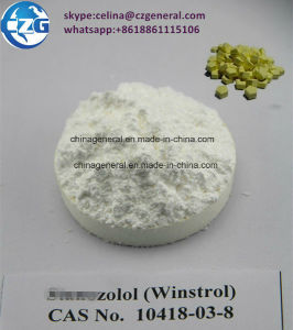 99% Purity Raw Steroid Powder Anabolic Winny Winstrol for Bodybuilding pictures & photos