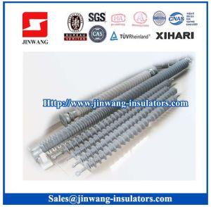 High Voltage 500kv Composite Line Post Insulators /Polymer Post Insulators (FZSW-500/5.6)