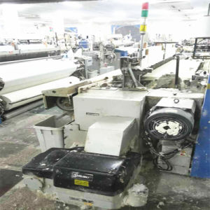 Four Color Used Toyota610 Air Jet Loom Machinery pictures & photos