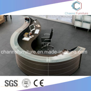 Supermarket Counter Hot Selling Reception Desk Office Furniture pictures & photos