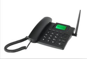 Perfect Multi Language 1 SIM 2g or 3G Wireless Phone Desktop Phone pictures & photos
