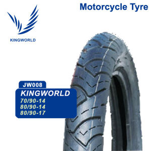Motorcycle Tire Wholesale 3.00-14 80/90-14 110/90-17 120/80-17 pictures & photos