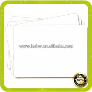 Wholesale Blank Wood Cork Bottom Table Mats for Thermal Sublimation pictures & photos