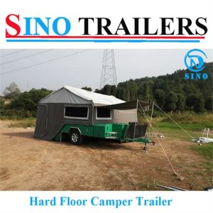 off-Road Hard Floor Camper Trailer Forward Folding pictures & photos