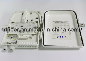16 Port FTTH Distribution Box FTTX Access System Terminal Link pictures & photos