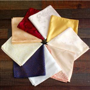 50X50cm 100% Cotton Soft Napkins for Hotel Restaurant Linens (DPF10794) pictures & photos