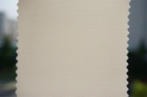 Eco Friendly High Quality PVC 100% Blackout Roller Blind Fabric pictures & photos