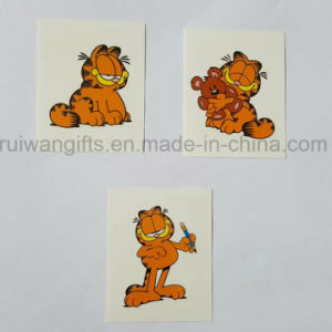 Cartoon Cute Design Temporary Tattoo for Kids, Tattoo Sticker pictures & photos