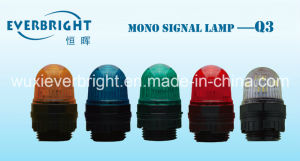 Highlighted LED Alarm Signal Supported by PLC