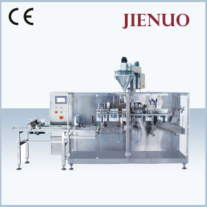 Horizontal Automatic Pouch Flour Packing Machine pictures & photos
