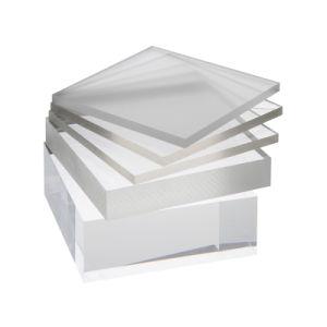Cheap Acrylic Transparent Plastic Sheet pictures & photos
