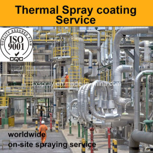 Refinery Equipment Surface Coating Processing Service for Tanks Pipeworks Pumping Equipment & Hydrocarbon Processing Machines