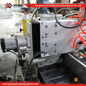Glass Arc R Angle Double Edging Machine for Appliance Glass pictures & photos