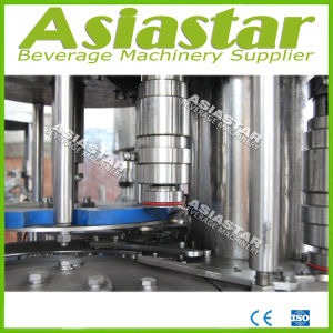 Fully Automatic Monobloc 3 in 1 Water Bottling Filling Machine pictures & photos